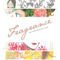Fragrance Watercolor Illustration Book