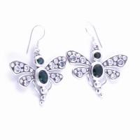 Anting Perak Capung Bali Sunaka Jewelry / E.016