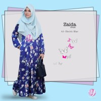 Gamis Yasmeera Zaida Dress A3 - baju muslim wanita baju muslimah