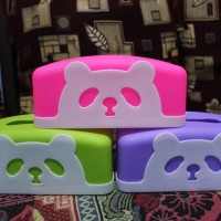 Jual box tisu tissue tisue tempat plastik pelastik panda unik Murah