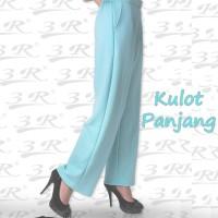 Jual Celana Panjang Wanita Kulot 3R - Cullote Scuba Formal/Casual Big Ready Murah