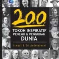 Buku 200 Tokoh Inspiratif Penemu & Pengubah Dunia