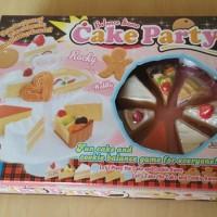 Cake Party Balance Game - Kids Station - Promo Cuci Gudang [TOY-0001]