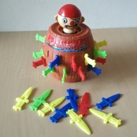 Jual King Pirate Roulette Game Lucky Barrel | Mainan Anak (Promo) [TOY-0002 Murah