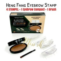 Jual KK028 EYEBROW SEAL STAMP/ HONG FANG SAMPAI ALIS Murah