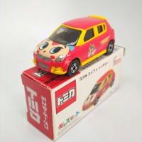Tomica Mister Donut Suzuki Swift Sport