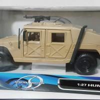 Maisto Die Cast Spesial Edition 1:27 Humvee