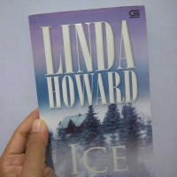 Novel Badai Es, ICE, Linda Howard, terbitan GPU