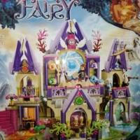 lego elves bela 10415 fairy Skyra Mysterious Sky Castle