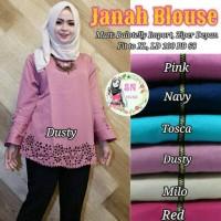 janah blouse by SN HIJAB