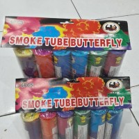 smoke bomb / smoke tube / supporter smoke / bom asap HR007 isi 6 pcs