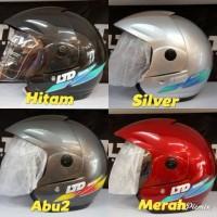 Helm LTD Sports Original Import Malaysia emboss SNI