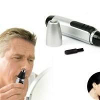 Alat Pencukur Bulu Hidung, Telinga, Alis Mata/ Waterproof Trimmer