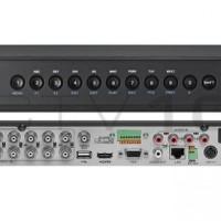 DVR HIKVISION 3MP / 5MP 7216 F2/S TURBO HD DVR 16 CHANNEL 2 SLOT HDD