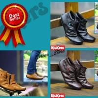Jual Sepatu Boots Pria Moofeat Zipper Resleting Original Murah