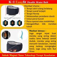 K I Easyfit Health Waist Belt di Barru