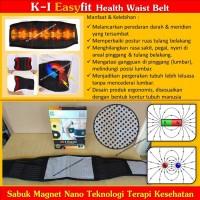 K I Easyfit Health Waist Belt di Kepulauan Anambas