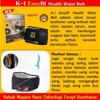 K I Easyfit Health Waist Belt di Mempawah