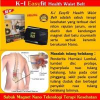 K I Easyfit Health Waist Belt di Rokan Hilir