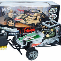 PROMO REMOTE CONTROL RC TOP SPEED DESERT RACER | MAINAN REMOTE CONTROL