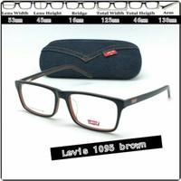 Hd Frame Kacamata frame minus kacamata Levis 1095 Brown Id