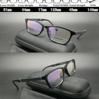 Hd Frame Kacamata Converse 8803 Black Glossy Id