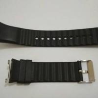 Jual Strap / Tali Jam Tangan Pintar Smartwatch DZ09 U9 Gold Murah