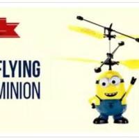 Jual FLYING MINION / MAINAN ANAK TERBANG / FLYING TOY / MINION TERBANG Murah