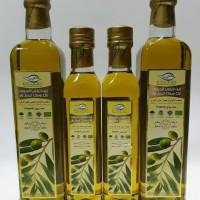Minyak Zaitun olive oil Al Jouf 1000 ml ASLI dari arab