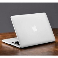 Jual macbook case casing matte white color pro retina 13 15 air 11 13 inch Murah