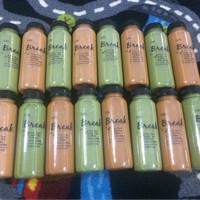Jual Thai Tea Green Tea isi 250ml per botol Murah