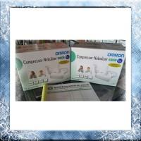 PROMO Omron CompAir Nebulizer System NE C801 sehat pria wanita orangt