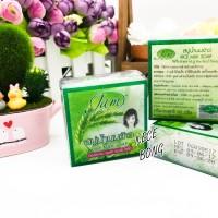 Berkualitas! Sabun Beras JAM (Saber jam) Lebih bagus daripada Kbrother, blom ada KWnya, Buktikan sendiri
