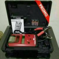 Battery Tester accu \ aki yuasa \ BTJ85 with Printer