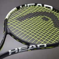 Raket Tenis Head Speed 25 Usia 8-10 Tahun Original Graphite Composite