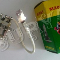 Lampu Halogen Motor H3 12V 100W
