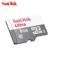 Sandisk Mobile Ultra 8GB Class 10 UHS-I microSDHC