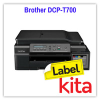 Printer Inkjet Multifungsi Brother Dcp-T700 Wireless