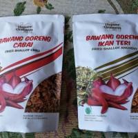 Jual Dapoer Oemoem Bawang Goreng Cabai/Teri Murah