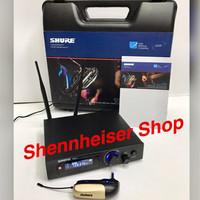 Mic Wireless Gitar SHURE SM 2 Guitar Microphone Multichannel