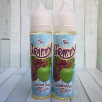 GRAPPY GRAPE APPLE 60ML 3MG (PREMIUM E LIQUID VAPOR/VAPE) BY CMW
