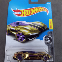 Hot Wheels Gazella GT Super Chromes 341 / 365