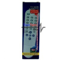 Remote Control Universal Tv Tabung/Crt Untuk Semua Tv Cina (Sanyo Dll)
