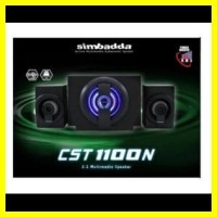 Jual Simbadda Speaker CST 1100 N USB SDCard 27 Watt Promo Murah