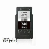 Tinta printer canon PG-740 Black Printer Pixma MX377