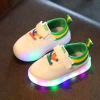 Jual SALE MURAH - FERRARI SHOES LED Anak Import Branded Lamp Best Seller Murah