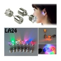 Anting Pesata Light Korea Style - Anting Lampu LED LA24