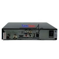 Retail Receiver Parabola Dvb-S2 Dan Set Top Box Dvb-T2 Freesat V7