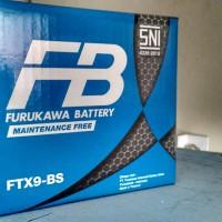 AKI Furukawa Battery FTX9-BS 12v - 8a