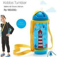 Jual Tupperware Kiddos Tumbler Botol Air Minum Anak Plus Tali Murah